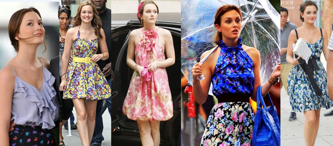 style icon blair waldorf from gossip girl macarons and mischief. Black Bedroom Furniture Sets. Home Design Ideas