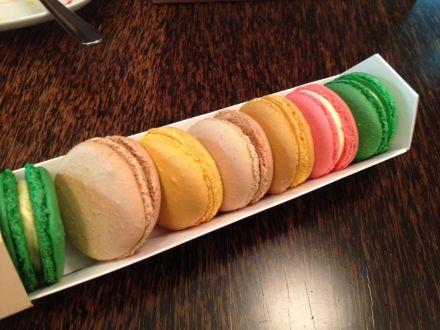 7 pack macarons