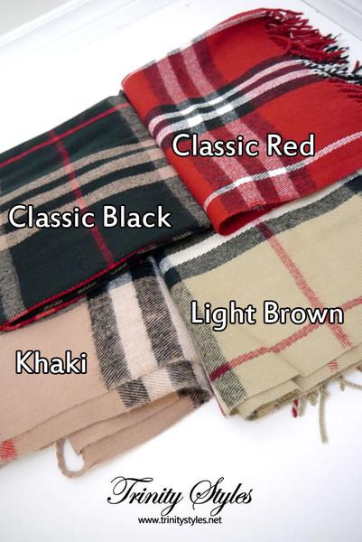 trinity styles scarf