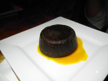 8 chcolate souffle
