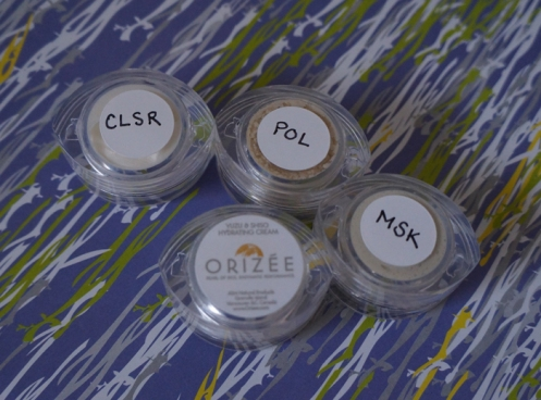 orizee samples
