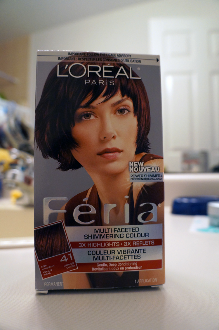 Loreal Fria Multi Faceted Shimmering Color Hair Dye In Rich