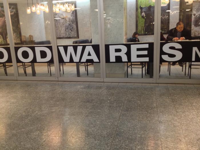 Foodie Visit: Foodwares Market